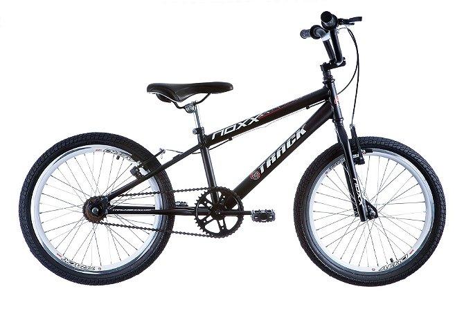 Bicicleta Noxx Bmx Aro 20 Preta - Track & Bikes