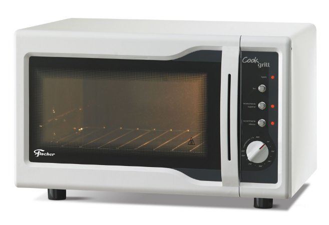 Forno Elétrico de Bancada Cook Grill 44L - Fischer