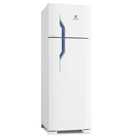 Geladeira/Refrigerador Defrost Cycle DC35A 2 Portas 260 Litros 127V Branco - Electrolux