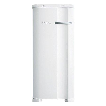 Freezer Vertical Electrolux Cycle Defrost FE26 203 Litros 1 Porta Branco