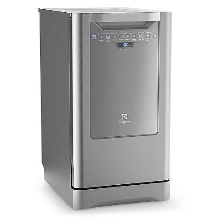 Lava-Louças Electrolux LI10X Inox 10 Serviços 6 Programas