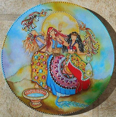 Mandala Ritual de Sabedoria Cigana