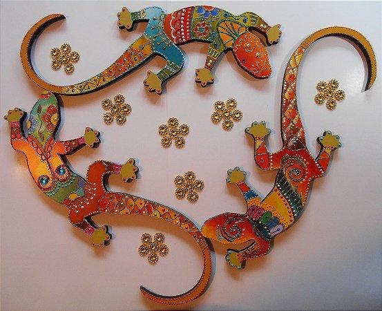 Coleção Salamandras Deusas do Oriente