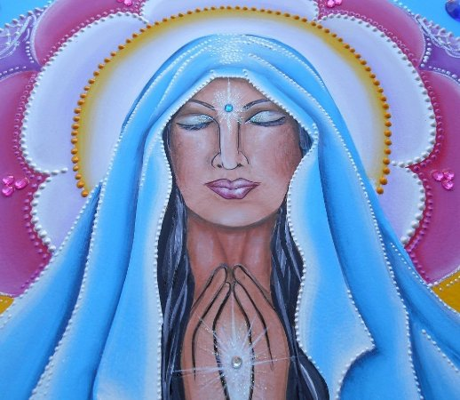 Mandala Energia de Maria