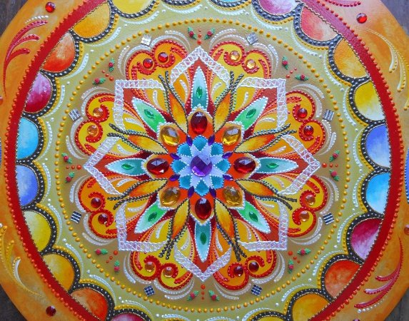 Mandala Magia Solar
