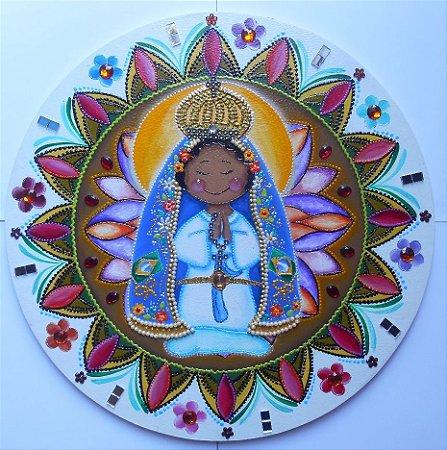 Mandala Nossa Senhora Aparecida