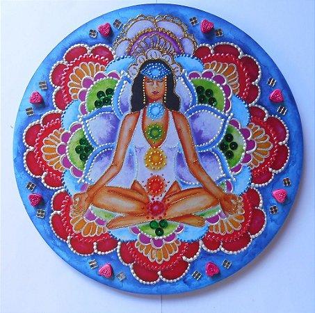 Mandala Equilibrio dos Chacras