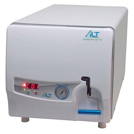 Autoclave de 12 litros Digital ALT
