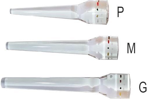 Pontas para Amnioscópio Mod. Mini