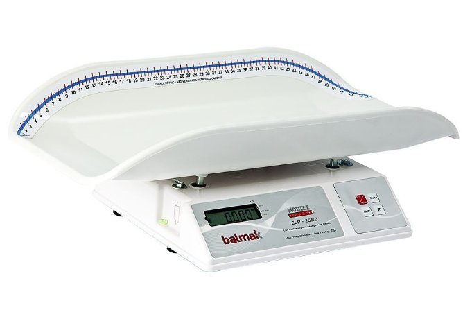 Balança Digital  Mobile Baby ELP-25BA - Antropométrica