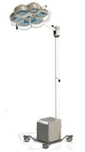 Foco Cirúrgico Auxiliar M300 (6 Bulbo)