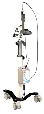 Colposcópio Trinocular 16X + Microcâmera - CPM 7002TC