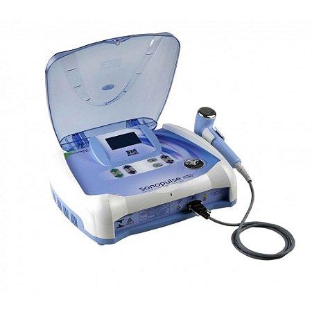 Sonopulse Special * Ibramed - Ultrassom de 1 e 3MHZ - com 2 Frequências - para Fisioterapia - Ortopedia - Estética e Dermatologia - S33