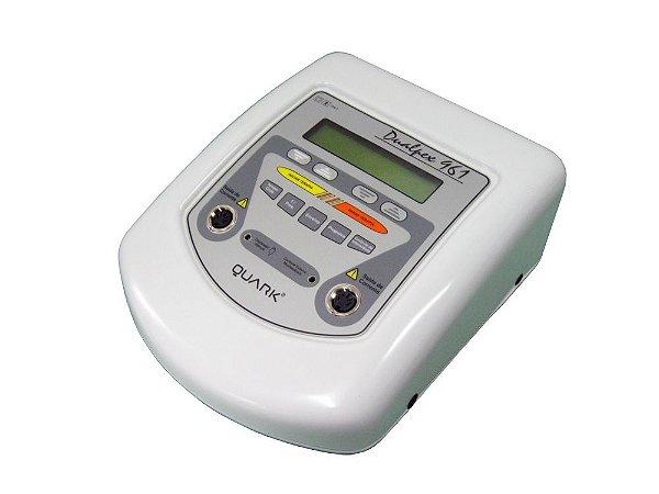 Dualpex 961 * QUARK - Tens, Fes, Russa, Interferencial 2 Canais, Opcional Eletrodo para Urologia