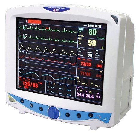 Monitor de Sinais Vitais - MX-600 * Emai Transmai