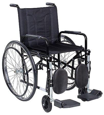 Cadeira de Rodas Com Elevação de Panturrilha - CDS 301P