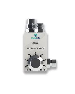 BLENDER - Misturador de Ar/Oxigênio LIFE200 - DELTALIFE