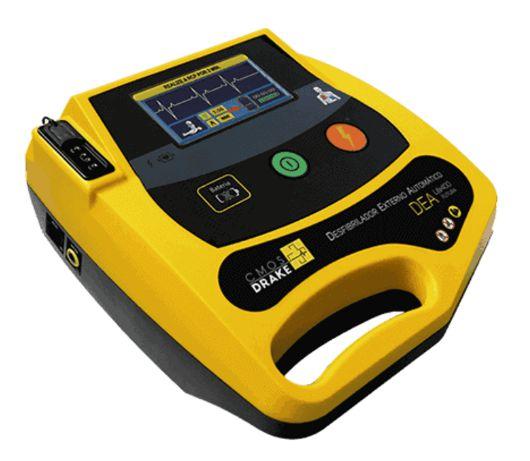 Desfibrilador Externo Automático DEA LIFE 400 Futura - CMOS Drake