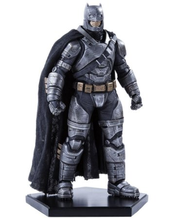 Batman Armored 1/10 - Batman V Superman: Dawn Of Justice - Iron Studios