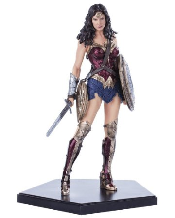 Wonder Woman 1/10 Art Scale - Batman V Superman - Iron Studios