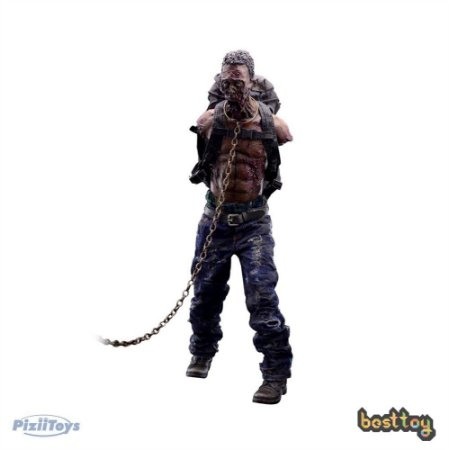 The Walking Dead Pet Zombie (Green) - 1:6 Figure