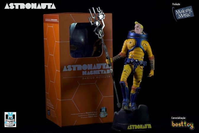 Astronauta – Magnetar MSP 1:6 (PRÉ-VENDA 3º LOTE)