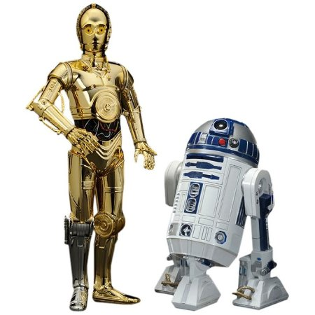 R2-D2 & C-3PO ARTFX Statue - Star Wars - Kotobukiya