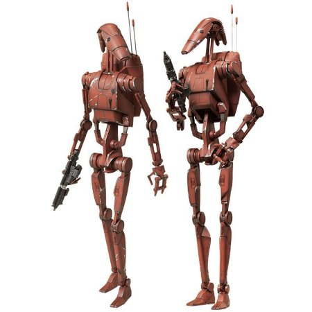 Star Wars - Geonosis Infantry Battle Droids - Sideshow Collectible