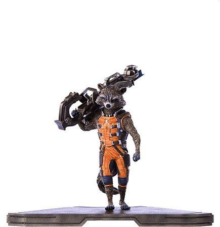 Rocket Raccoon - Guardiões da Galáxia - Art Scale 1/10