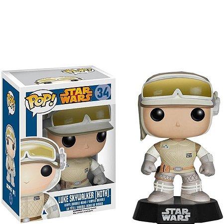 Hoth Luke Skylwalker - Star Wars - POP! Vinyl