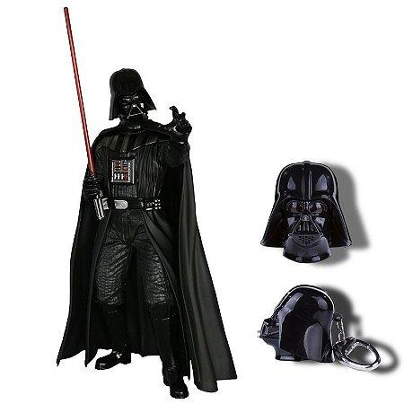 Darth Vader - Return of Anakin Skywalker Kotobukiya + Chaveiro Darth Vader Iron Studios