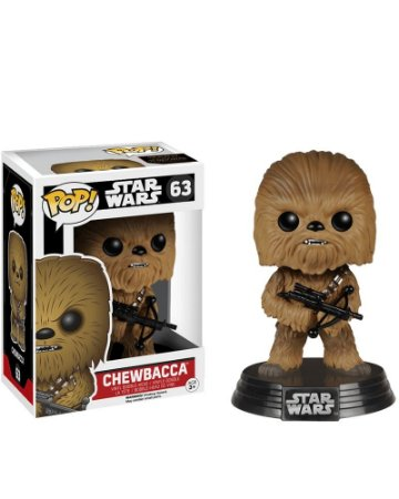 Chewbacca - Star Wars VII - POP! Vinyl Funko