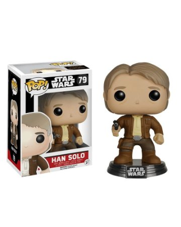 Han Solo - Star Wars VII - POP! Vinyl Funko