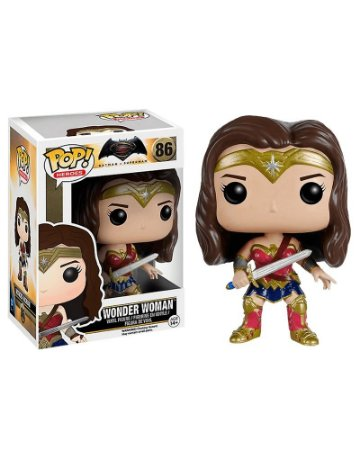 Wonder Woman - Batman V Superman - POP! Vinyl Funko