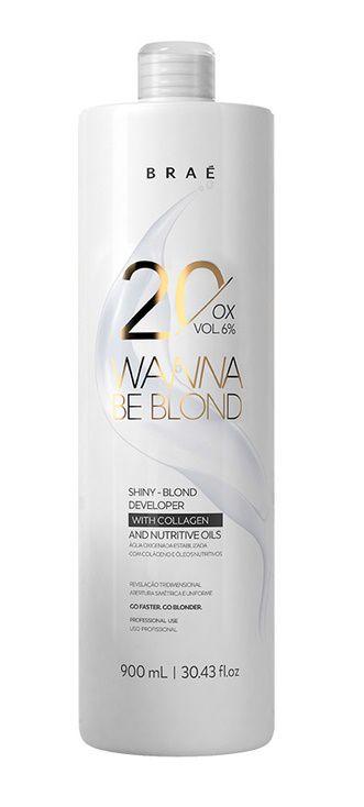 Oxidante 20 Vol Wanna Be Blond Braé - Bond Angel