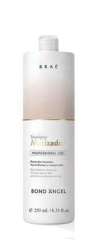 Shampoo Matizador Bond Angel 250ml Braé Hair Care