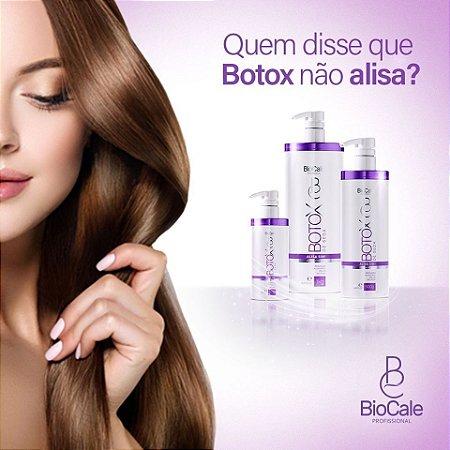 Botox de Seda Biocale 0% Formol Alisa Sim Matizador 1000ml