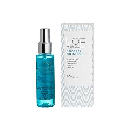 Booster Nutritive Lof Professional Máscara Hidratante - 60ml