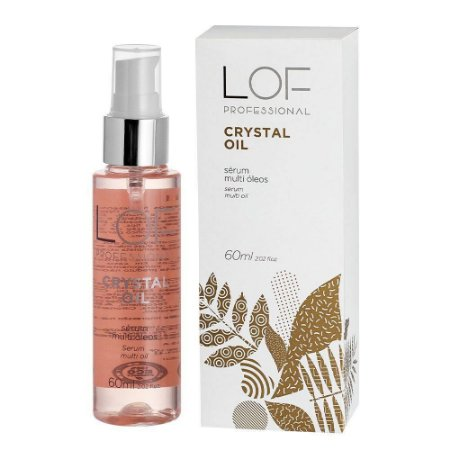 Lof Professional Crystal Oil - Sérum Multi Óleos - 60ml