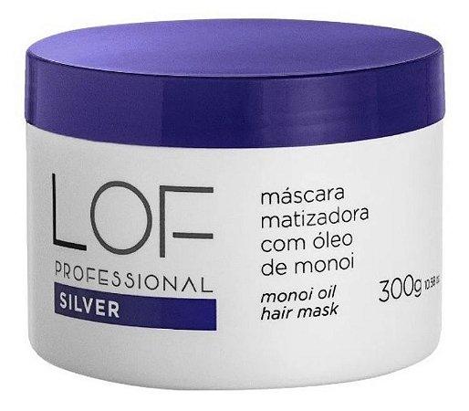 LOF Professional Silver - Máscara Matizadora - 300g