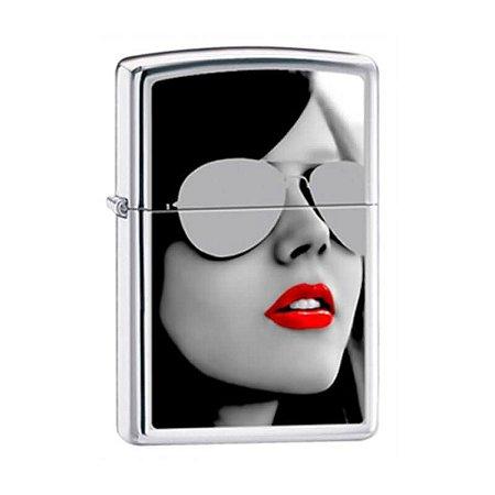 Isqueiro Zippo 28274 Classic Sunglasses Polido