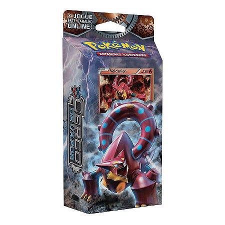 Pokémon TCG: Deck Engrenagens de Fogo - XY 11 Cerco de Vapor