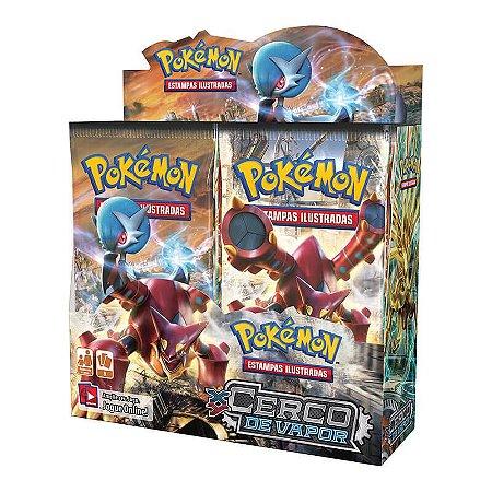 Pokémon TCG Booster Box de 36 unidades - XY 11 Cerco de Vapor