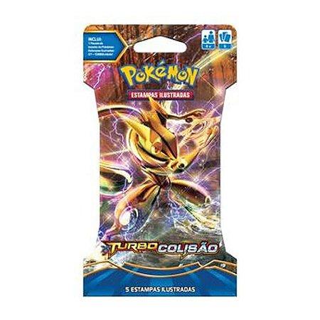 Pokémon TCG Blister Greninja Turbo - XY 9 Turbo Colisão