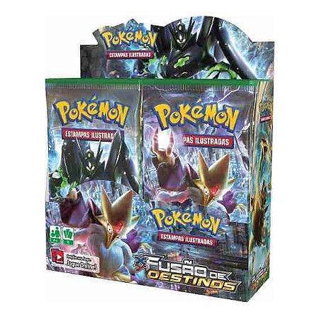 Pokémon TCG: Booster Box (36 unidades) XY10 Fusão de Destinos
