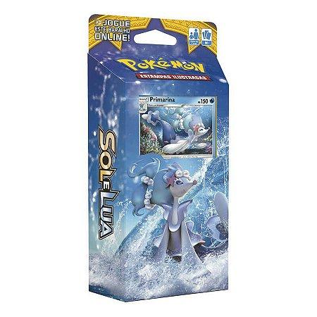 Pokémon TCG: Deck SM1 Sol e Lua - Maré Brilhante