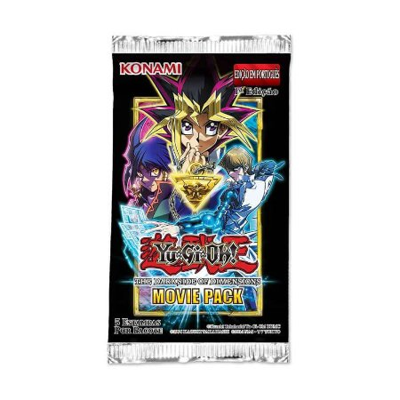 Yu-Gi-Oh! Booster - Movie Pack: The Darkside of Dimensions
