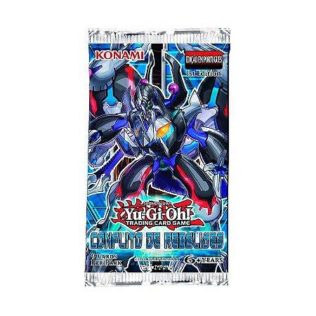 Yu-Gi-Oh! Booster - Conflito de Rebeliões