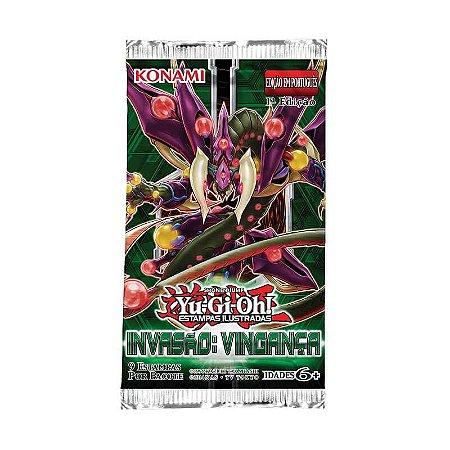 Yu-Gi-Oh! Booster - Invasão: Vingança