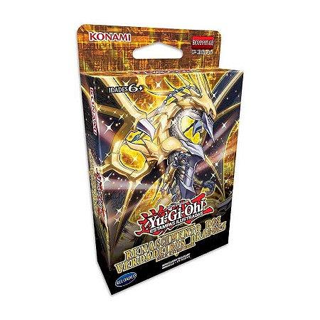 Yu-Gi-Oh! Deck Estrutural - Renascimento dos Verdadeiros Dragões